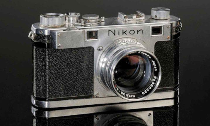 appareil photo Nikon 1