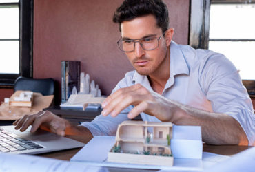 man-working-on-architecture-project-preview